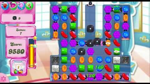 Candy Crush Saga Level 2655 - No boosters