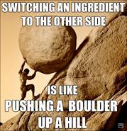 Boulder meme