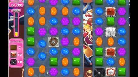 Candy Crush Saga - Level 1490 (3 star, No boosters)