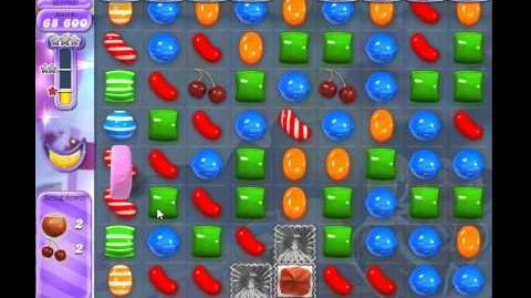 Candy Crush Saga Dreamworld Level 495(No booster, 3 Stars)