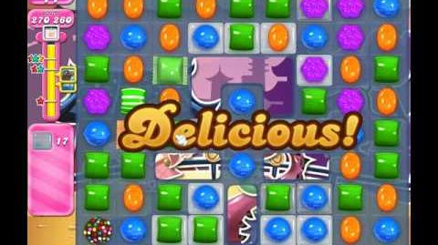 Candy Crush Saga Level 1788 ( New with 23 Moves and 4 Candy Colours ) No Boosters 3 Stars