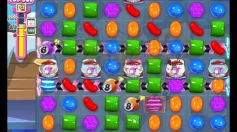 Candy Crush Saga Level 2168 NO BOOSTER (3 Stars)