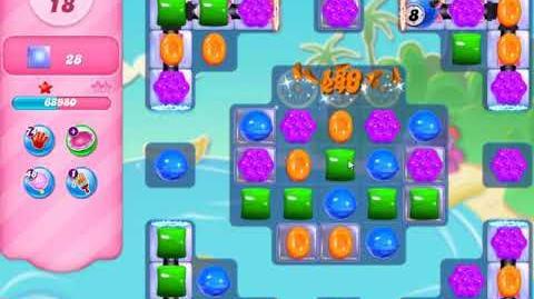 Candy Crush Saga Level 2676