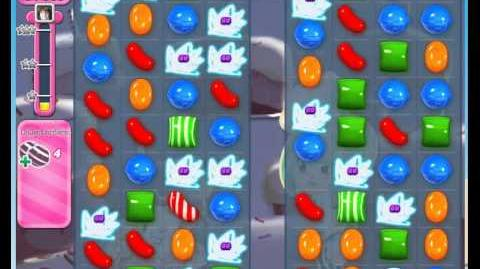 Candy Crush Saga Level 356 No Boosters - YouTube