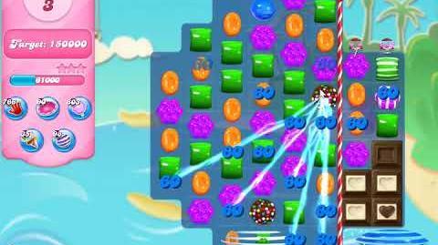 Candy Crush Saga Level 4030 NO BOOSTERS