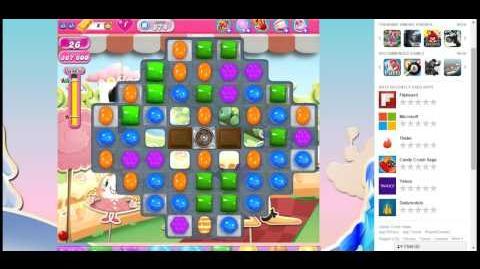 Candy Crush Saga Level 874 ★★★ NO BOOSTER