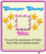 Chomper Champ