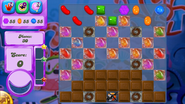 Level 319 dreamworld mobile new colour scheme (before candies settle)