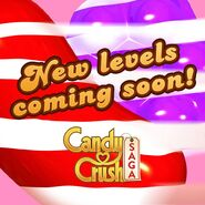 New levels announcement 125