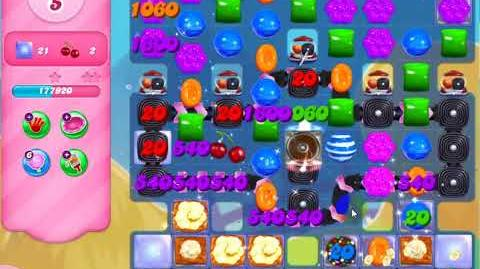 Candy Crush Friends Group Level 2873 NO BOOSTERS 1Stars