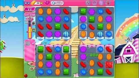 Candy Crush Saga - Level 323 - No boosters
