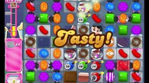 Candy Crush Saga LEVEL 2182 NO BOOSTERS