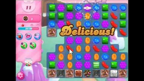 Candy Crush Saga Level 153 Walkthrough No Booster, 3 Stars, New Version