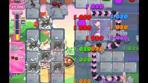Candy Crush Saga Level 1951 ( New with 20 Moves ) No Boosters 1 Star