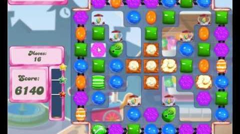 Candy Crush Saga Level 2176 Hard Level NO BOOSTER