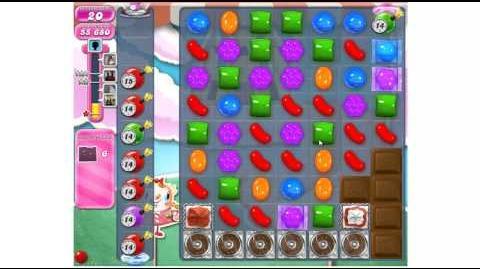 Candy Crush Saga Level 277 Complete