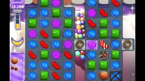 Candy Crush Saga Dreamworld Level 158 No Booster 3 Stars