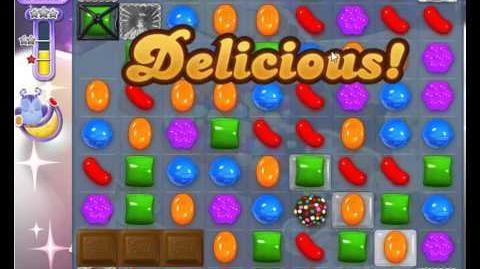 Candy Crush Saga Dreamworld Level 168 (Traumwelt)