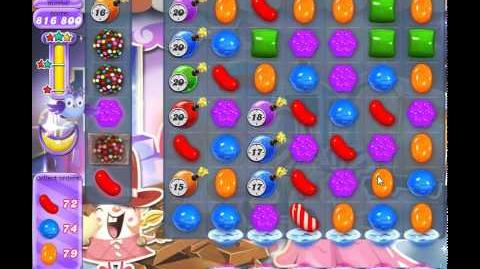 Candy Crush Saga Dreamworld Level 455 No Boosters