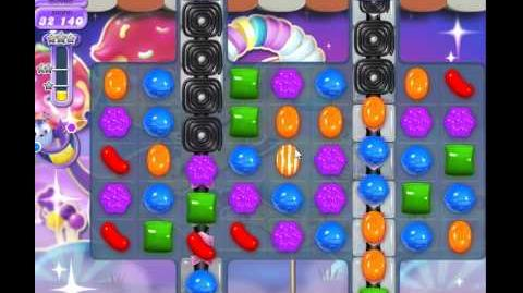 Candy Crush Saga Dreamworld Level 535 (No booster, 3 Stars)