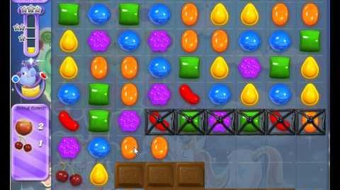Candy Crush Saga Dreamworld Level 54 (Traumland)