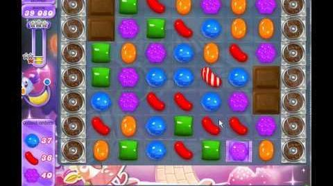 Candy Crush Saga Dreamworld Level 589 (No boosters)