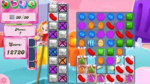 Candy Crush Saga LEVEL 2454 NO BOOSTERS