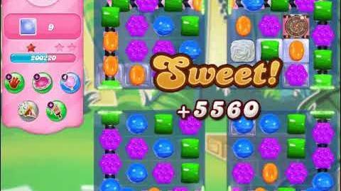 Candy Crush Saga Level 1335 Walkthrough - No Boosters