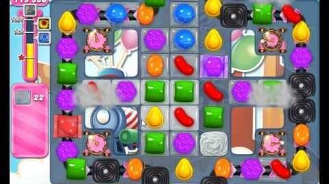 Candy Crush Saga Level 1706 Hard Level NO BOOSTER (3rd Version)