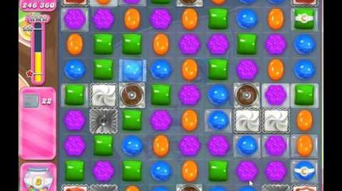 Candy Crush Saga Level 1725 - NO BOOSTERS