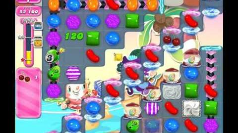 Candy Crush Saga Level 2120 ( New with 25 Moves ) No Boosters 2 Stars