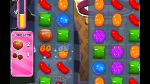 Candy Crush Saga Level 217 - 2 Star - no boosters