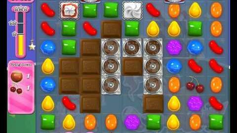 Candy Crush Saga Level 406-1