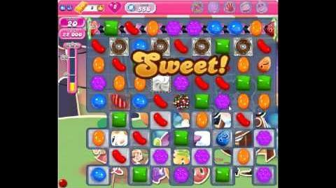Candy Crush Saga Level 556 NO BOOSTER