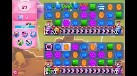 Candy Crush Saga - Level 3500 - No boosters ☆☆☆