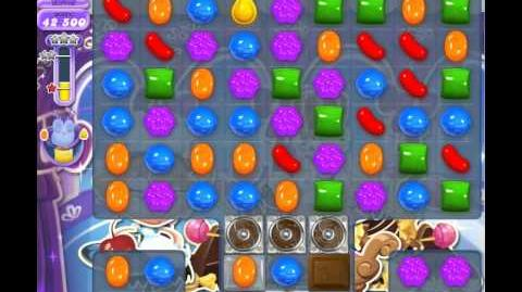 Candy Crush Saga Dreamworld Level 485 (no booster)