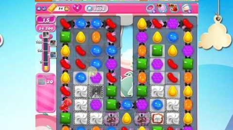 Candy Crush Saga LEVEL 1624