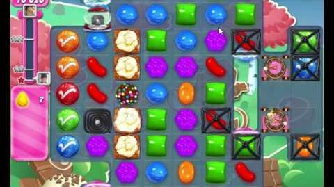 Candy Crush Saga LEVEL 2072 NO BOOSTERS (25 moves)