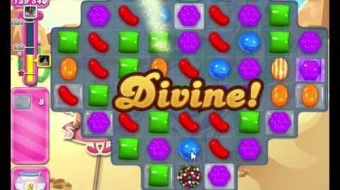 Candy Crush Saga LEVEL 2140 NO BOOSTERS