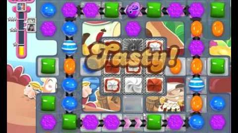 Candy Crush Saga Level 1293 NO BOOSTER (Newest Version)