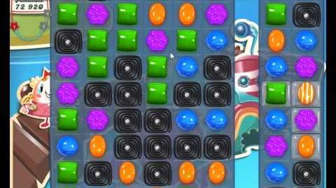 Candy Crush Saga Level 138