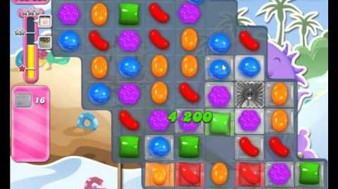 Candy Crush Saga Level 1629 NO BOOSTER (2nd Version-30 Moves)