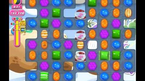 Candy Crush Saga Level 1638 ( New Version ) No Boosters 3 Stars
