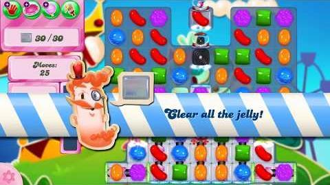 Candy Crush Saga Level 2664 NO BOOSTERS