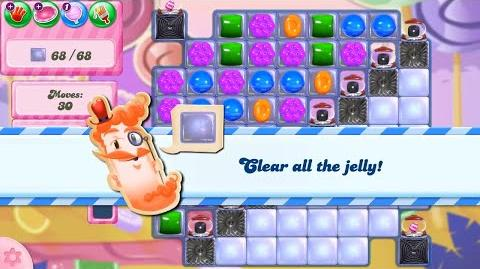 Candy Crush Saga Level 2816 NEW FORMAT no boosters