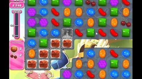 Candy Crush Saga Level 796 (No booster)