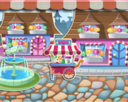 Candy Town new background