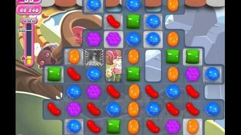 Candy Crush Saga Level 1050 (No booster)