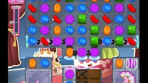 Candy Crush Saga Level 1105