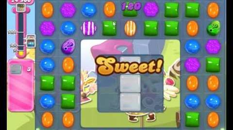 Candy Crush Saga Level 1662 Hard Level NO BOOSTER (2nd Version)